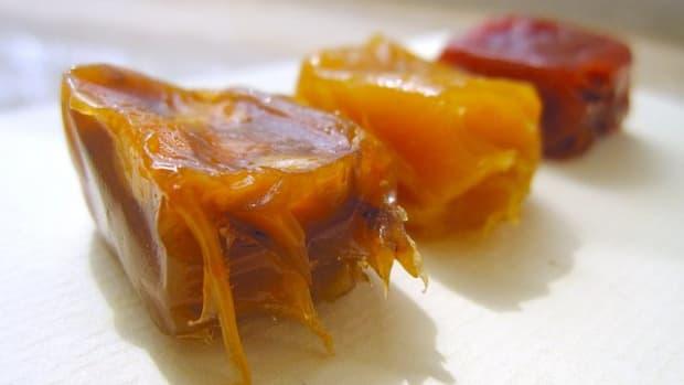 fleur de sel caramels recipe photo