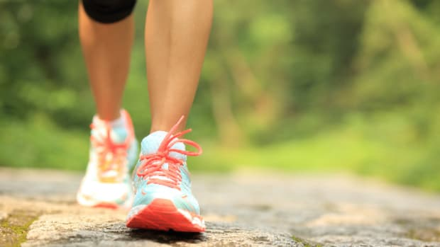 Walking to Lose Weight? This Simple Trick Will Help You Burn More Calories