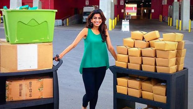 This App Turns Your Food Waste Into Food for More Than 600,000 Homeless