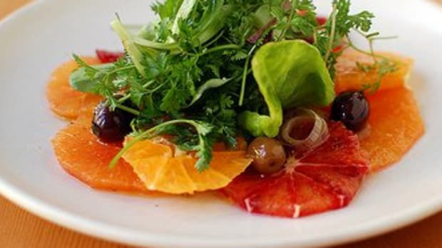 How to Make the Perfect Winter Citrus Salad