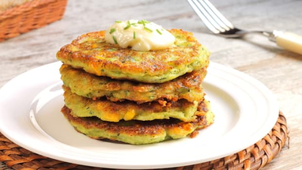 Savory Zucchini Pancakes: You'll Never Crave Sweet Breakfast Mainstays Again