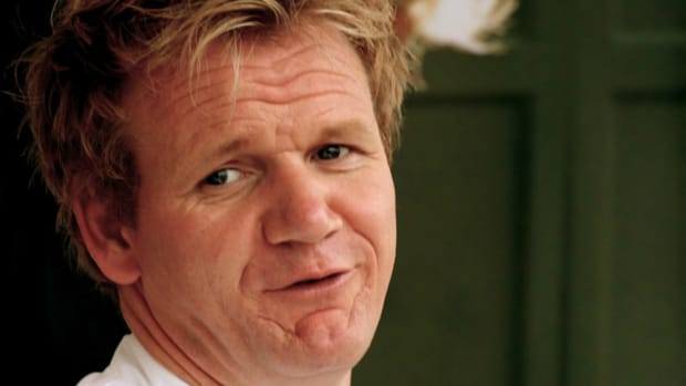 Has Hell's (Kitchen) Frozen Over? Gordon Ramsay Says He's Gone Vegan