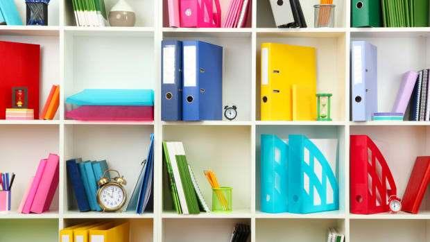 Learn how to organize each room in your home.