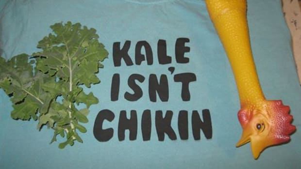 eat more kale