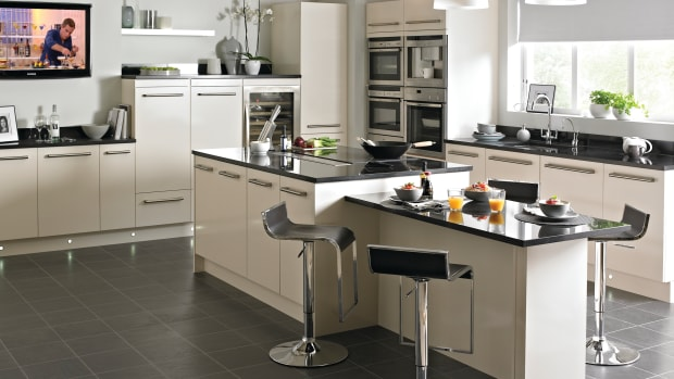 5 Kitchen Design Concepts to Salivate Over