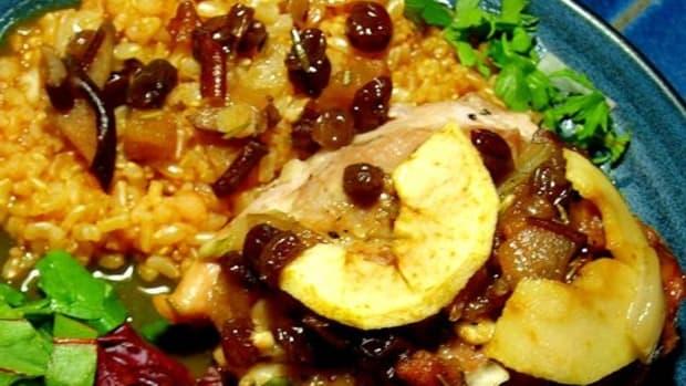 glazed-fruity-chicken-rosemary-recipe