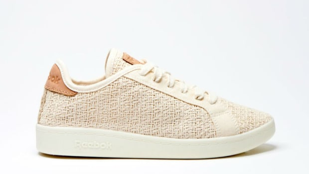 Reebok Launches Sustainable Shoes Made From Cotton and Corn