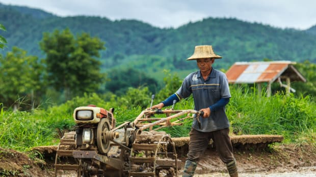 sustainable agriculture in asia