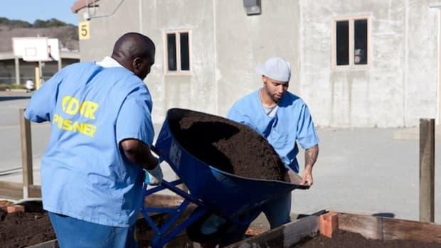 prison gardening program