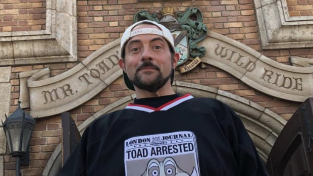 Switching to a Plant-Based Diet Saved Kevin Smith's Life