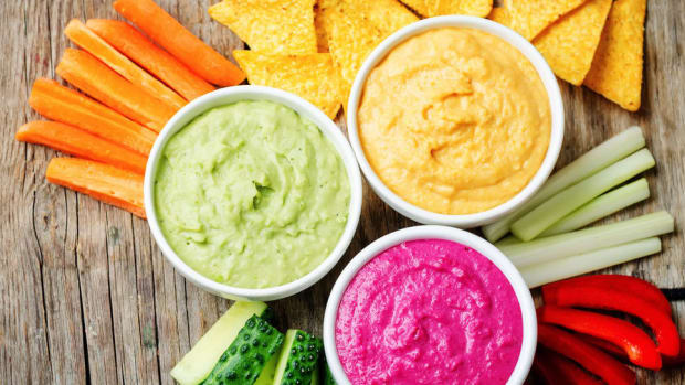Is Hummus the Answer to the Global Food Waste Crisis?