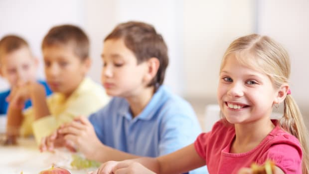 Reading, Writing, and Healthier School Lunches Welcome Students Back to School