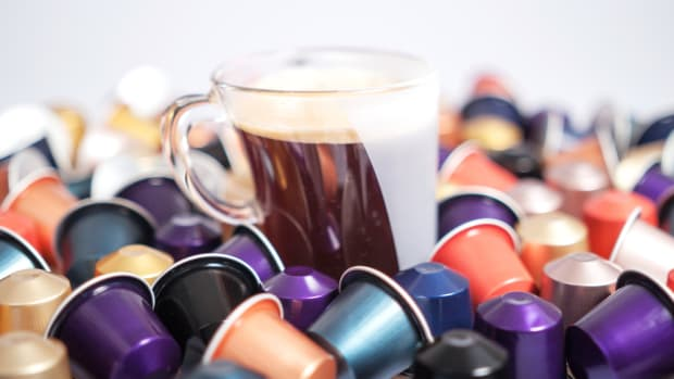 We hope America gets rid of coffee pods, too.