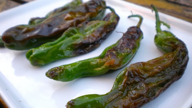 shishito peppers recipe