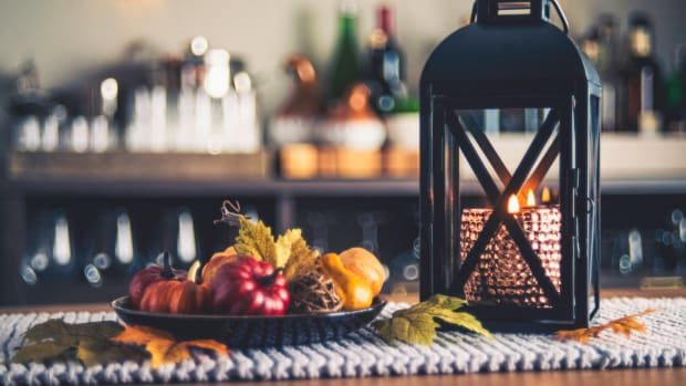 5 NonToxic Fall Candles
