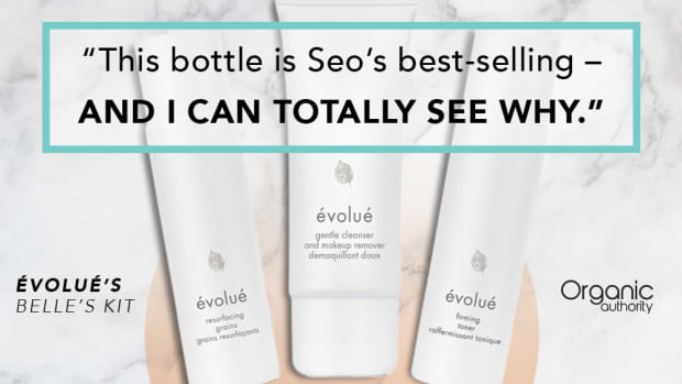 Evolue's Belle's Kit on Organic Authority