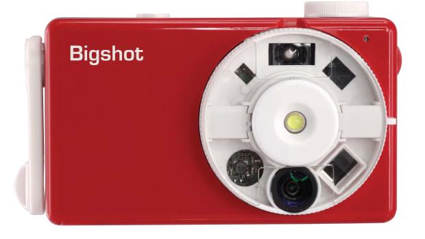 big shot camera
