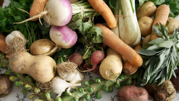 winter vegetables photo