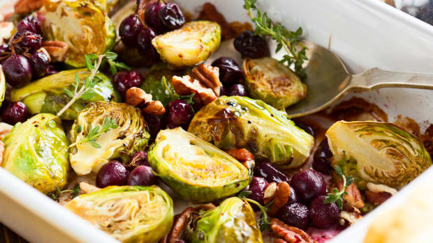 4 Delicious Brussels Sprouts Recipes to Help You Fall in Love with Baby Cabbages on Meatless Monday