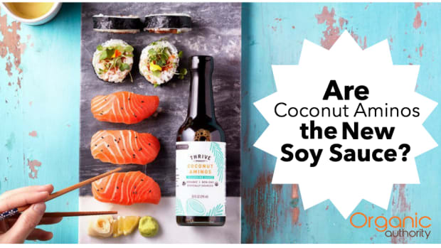 Are coconut aminos the new soy sauce?