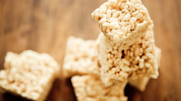 Vegan Rice Krispie Treats Recipe