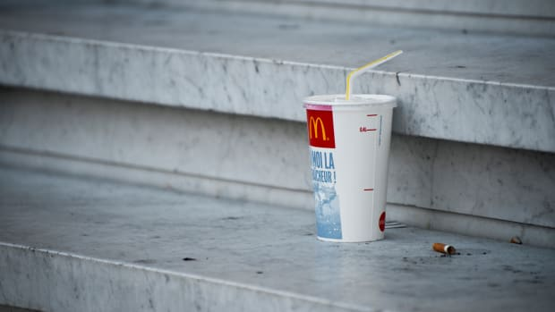 McDonald's Begins Global Shift Away From Plastic Straws
