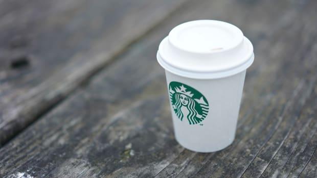 Starbucks McDonald's Compostable Cup