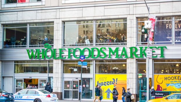 Whole Foods Market Trades Its Roots for Bigger Brands