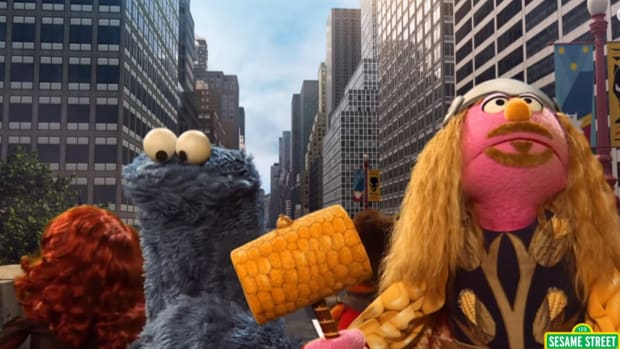 It's Impossible Not to Love This Sesame Street Vegetable Makeover of 'The Avengers' [Video]