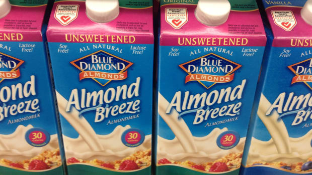 almond breeze photo