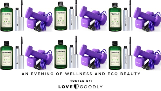 You're Invited to An Evening of Wellness + Eco Beauty