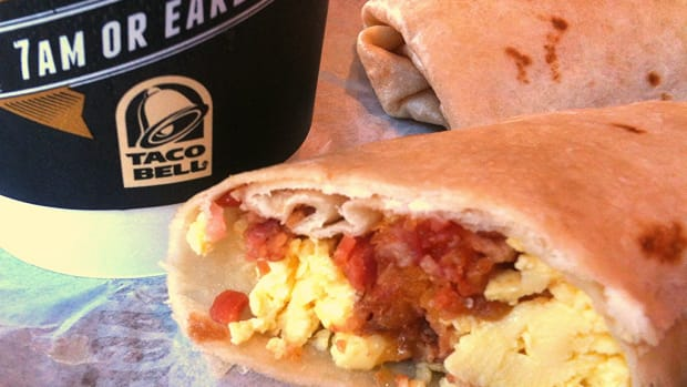 Taco Bell's Cage-Free Eggs Commitment to Happen...Fast
