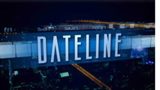 "DATELINE NBC -- NBC News -- Pictured: ""Dateline NBC"" Logo -- NBC Photo"