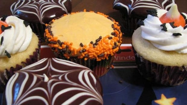 chocolate-pumpkin-cupcake-recipe