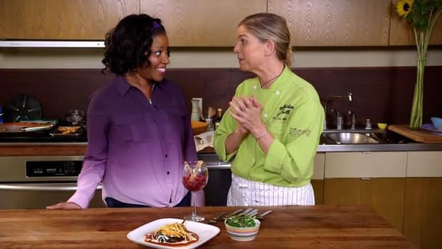 7 Questions for Chef Mary Sue Milliken (plus, a recipe!)