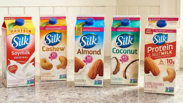 Danone Shifts $1B Away from Dairy as WhiteWave Merger Finalizes
