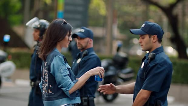Of Course the Pepsi-Kendall Ad is a Total Nightmare