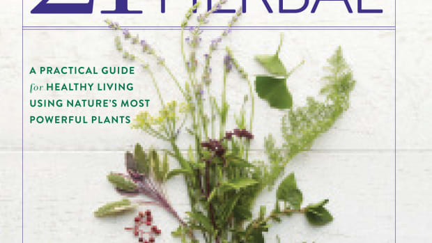 rodale medicinal herbs book photo