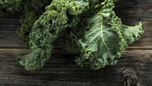This Crucifer's Still Going Strong: 11 Health Benefits of Kale