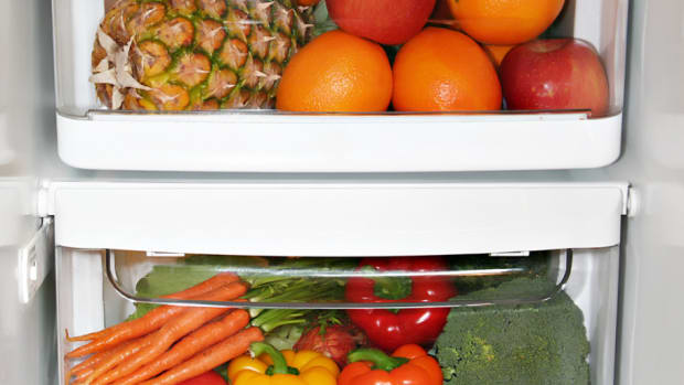 This communal fridge is helping curb food waste.