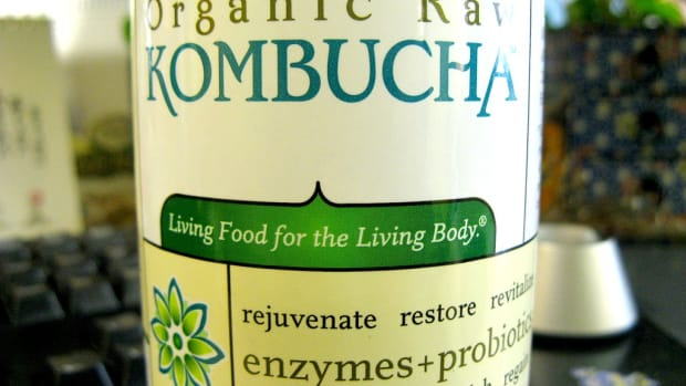 GT's Kombucha Faces Lawsuit Over False Antioxidant Claims