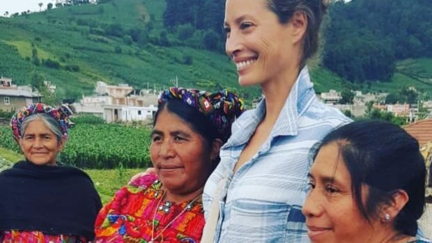 How Christy Turlington Looks Better Than Ever at 48