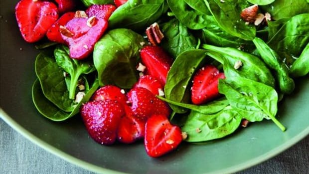 strawberry-salad