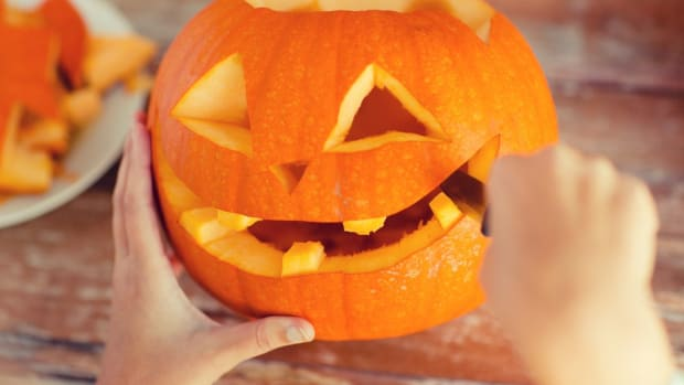 Learn how to carve a pumpkin like a pro.