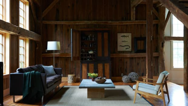 The modern pastoral decorating style bring tranquility into your space.