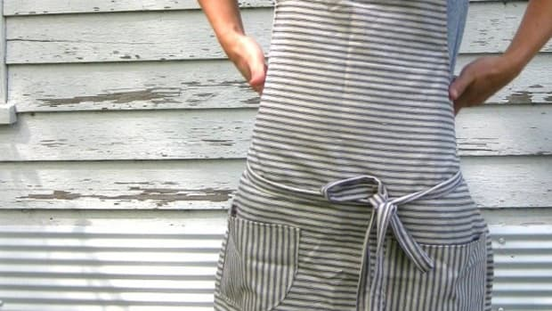 Apron patterns you can make.