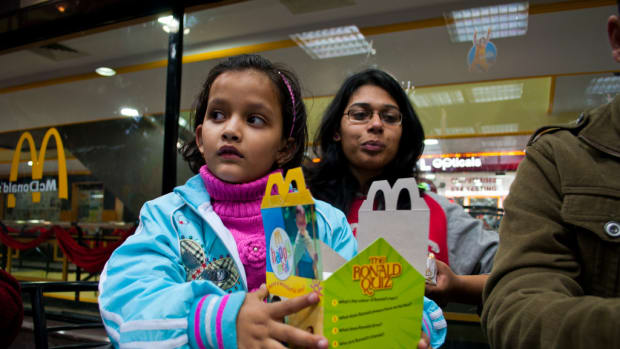 Kids Who Eat Fast Food Consistently Have Lower Test Scores, Study Finds