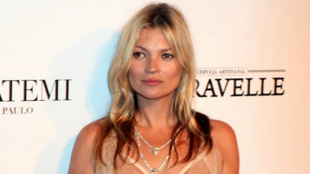 Kate Moss Joins Juice Craze But She's Still Not Crazy About Salads