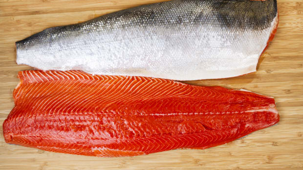 Your Wild Salmon Might Be Farmed -- and Twice as High in Calories