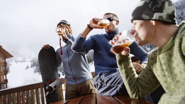 Alcohol Consumption and (Good) Fitness Habits Closely Linked, Research Finds